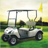 Carrello di golf elettrico a pile approvato CE del cavo 2 Seater (DG-C2)