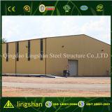 Edificio de acero constructivo prefabricado de la estructura de acero mejor para el almacén