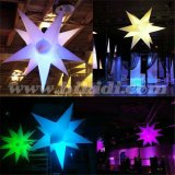 LED Light Changeable Color Inflatable Lighting Étoiles C2028