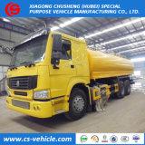 Sinotruk HOWO camiones rociada de agua de 20 toneladas de 20000L tanque de pulverización para la venta