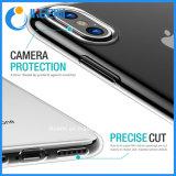 1,2 мм тонкий ясно TPU телефон чехол для iPhone 8, iPhone X дела