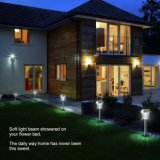 卸売価格の防水ステンレス鋼の屋外の太陽景色の芝生ライト