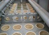 Sacchetto filtro del feltro dell'ago di PPS per il filtro dalla pianta infornato carbone della produzione di energia della caldaia