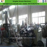 Линия машина PVC WPC дробя Pelletizing с горячим типом отрезока