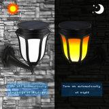 Großhandelssolargarten-Licht 96LEDs imprägniern im Freienbeleuchtung-Solarflamme-Lampe