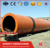 ISO&Ce Bescheinigungs-kleiner Mineralpuder-Kohle-Klärschlamm-Drehtrockner