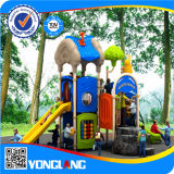 Горячие продажи детей в пластмассовые игрушки игровая площадка для установки вне помещений (YL-E044)