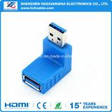 여성 변환기 고속 접합기에 USB 3.0 남성