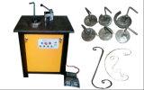 Eisen-dekorative Produkte/bearbeitetes Eisen-Maschinen-/Scroll-verbiegende Maschine