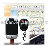 Gps-Fahrzeug-Motorrad-Gleichlauf-Systeme mit internem Speicher (GPS303FG)