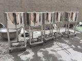 移動可能なVacuum Storage Tank Steel Machine/Honey /Embryo Liquid Tank