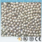 ショットブラストのための1.0mm/45-50hv/Aluminum打撃または鋼鉄研摩剤