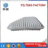 Auto ar Filter17801-Or030 17801-26020 da fonte dos fabricantes do filtro para Toyota