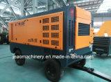 Compresor de aire refrescado aire del motor diesel de Cummin S del surtidor de China 18bar y 700cfm