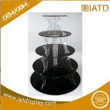 La plus récente de l'acrylique comptoir affichage rotatif