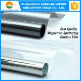 Pellicola metallizzata specchio smontabile metallico UV della pellicola dello specchio del bicromato di potassio di Strech 1.52*30m del nuovo prodotto di protezione di 99% alto