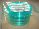 Feuille transparente en plastique flexible de PVC d'extrudeuse de la Chine