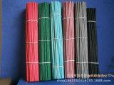 Palillos coloreados de la rota de la fibra para la decoración casera