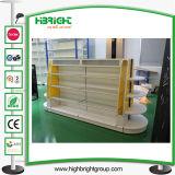 Magasin de produits cosmétiques étagère étagère à LED
