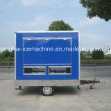 最もよい品質の速い配達の販売のための移動式食糧トラック