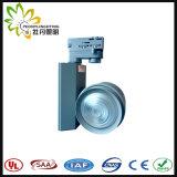 LED antirreflexo de sabugo Tracklight, 20W LED SABUGO sem oscilações Tracklight condutor