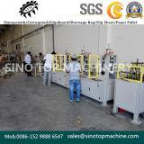 Reciclagem de Papel máquina de fazer da placa de ângulo de baixo custo