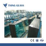 8mm, 10mm, 12mm Limpar o vidro temperado empurrador para Piscinas