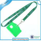 Polyester-Material fertigen Kartenhalter-Abzuglinie kundenspezifisch an