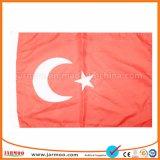 Venta caliente banderas de la impresión de logotipo de la duradera