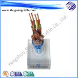 Lszh/XLPE изоляцией/Общий отбор/PE пламенно/кабель компьютера