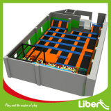 Adulto Customized barato para venda Piscina Trampolim Park