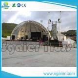 Semi система крыши ферменной конструкции системы ферменной конструкции ферменной конструкции крыши круга алюминиевая