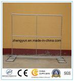 3660mm x 1800mm galvanisiertes temporäres Aufbau-Zaun-Panel