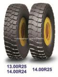 광선 광업 OTR는 35/65r33 29.5r25 20.5r25 1600r25를 Tyres