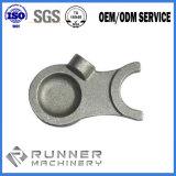 Eje con bisagras forjado metal del OEM que forja el descargador hidráulico/la pieza resistente del carro de remolque