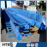 Peças de caldeiras de vapor industriais com poupança de energia