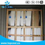 """24 """" ventilateurs d'extraction de FRP avec l'obturateur de PVC pour le bétail avec le rapport des essais d'Amca"""
