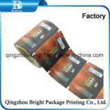 Embalaje rollos de película de plástico con impresión en huecograbado