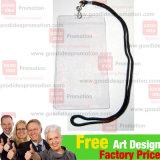 Portefeuille de carte d'identité en gros avec cordon