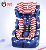 0-8 살 동안 휴대용 연약한 안전 아기 어린이용 카시트