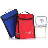 Красочные липучки обед Pack/ обед женская сумка с охладителем охладителя