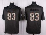 Abitudine grigia nera del pullover di football americano di Dallas Sjason Witten Terrance Williams Dez Bryant Tyron Smith dei bambini dei capretti delle donne del Mens qualsiasi nome qualsiasi numeri