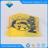 Impresión personalizada cordón no tejido Bolsa con asa