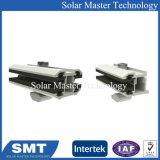L'ÉNERGIE SOLAIRE TOIT de fixation de l'aluminium 6005 Support réglable pour montage sur panneau solaire