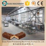 Staaf die van het Graangewas van de Pinda's van het Voedsel van de Snack van de samenstelling de Chocolade Behandelde Machine vormen