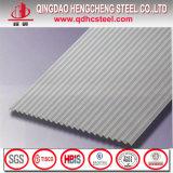 波形のGalvalumeシートに屋根を付ける中国の主な品質