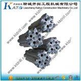 O carboneto de tungsténio Botão Retrec de perfuração de rochas pouco T38 T45 T51