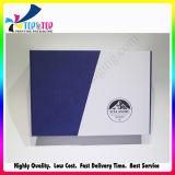 Produce OEM plegable al por mayor de la forma de embalaje de papel cosmética orgánica