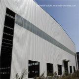 Het ontwerp Geprefabriceerde Pakhuis van de Bouw van de Structuur van het Frame van het Staal