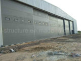 ニジェールの軍隊のプレハブの鋼鉄航空機の格納庫